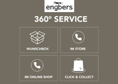 360° Service bei Engbers